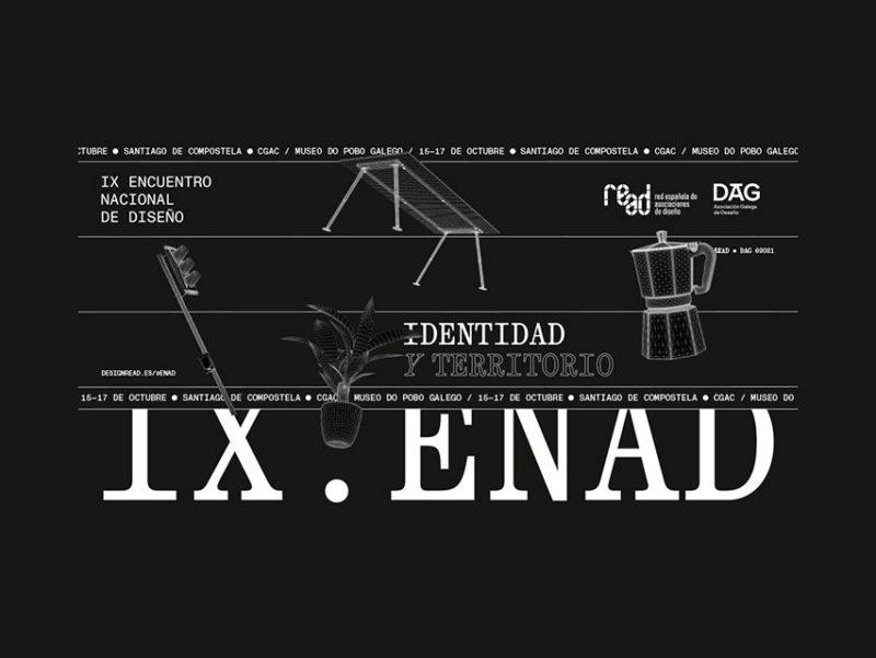 9ENAD: El 9º Encuentro Nacional de Asociaciones de Diseño ya está aquí