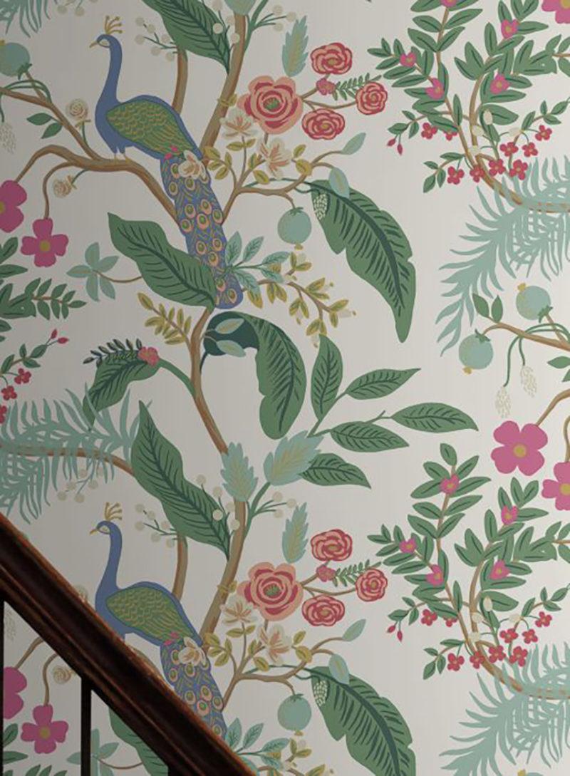 Anna y Nathan Bond: artesanales, florales y de Florida