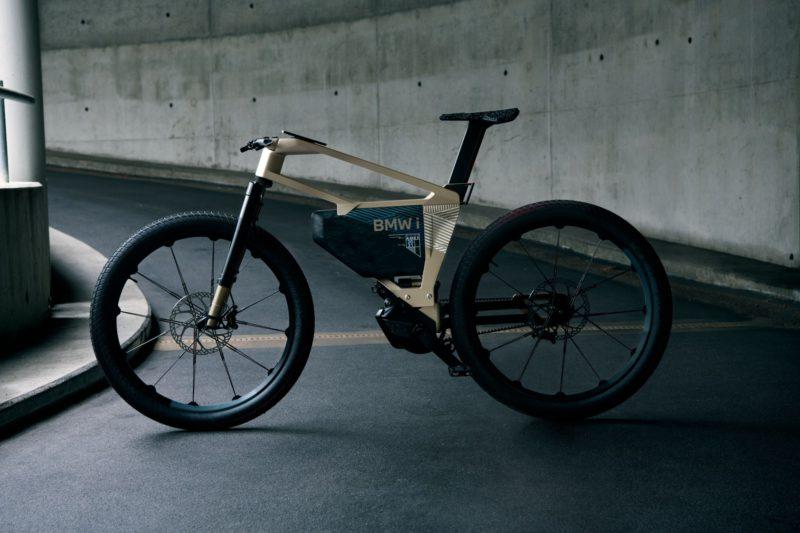 BMW i Vision AMBY: la atrevida apuesta del gigante alemán por las e-bikes