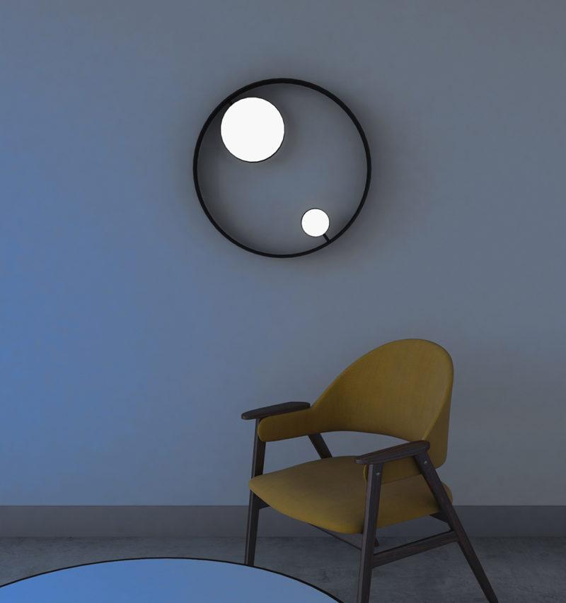Relojes para vestir los ambientes: cinco proyectos para la inspiración