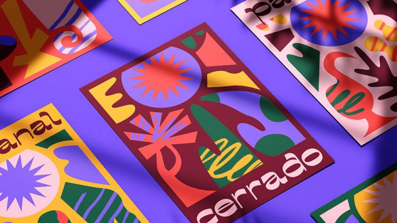 Con Sol, Lilia Quinaud homenajea a Brasil. Un packaging impactante