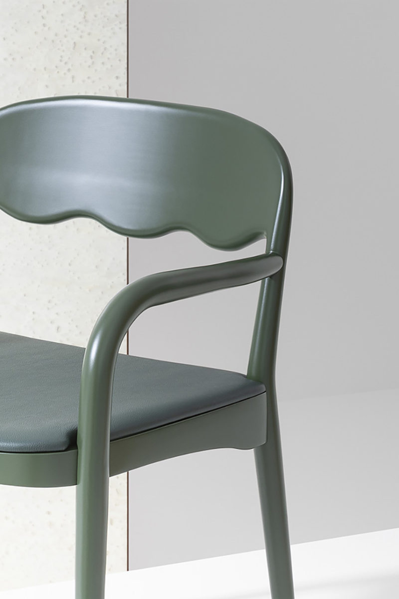 Corolla y Frisée, las colecciones de Cristina Celestino. Diseño y producción 100% italiana