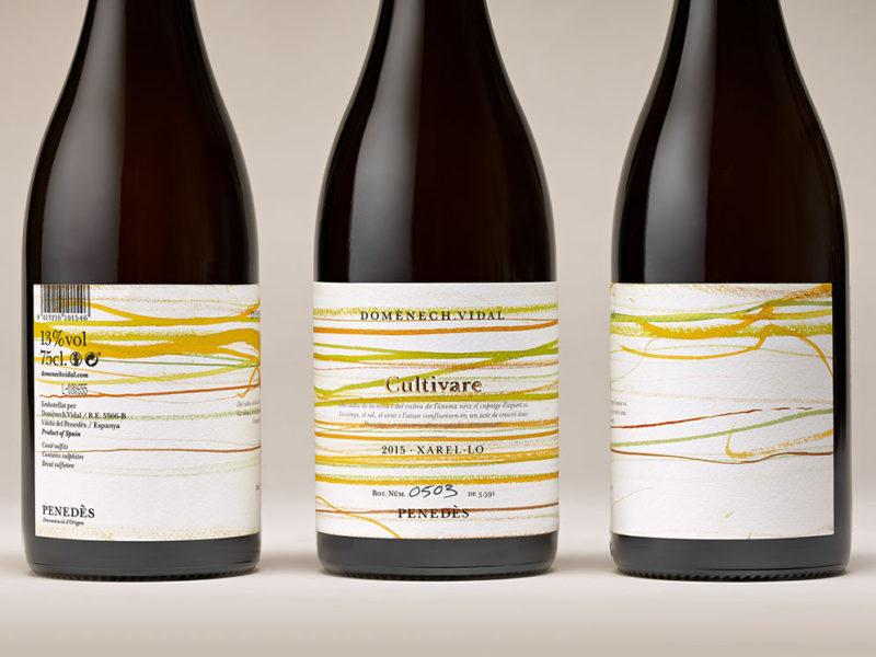 Cultivare: la brutal gráfica de vinos de Ladyssenyadora. Creatividad con denominación de origen