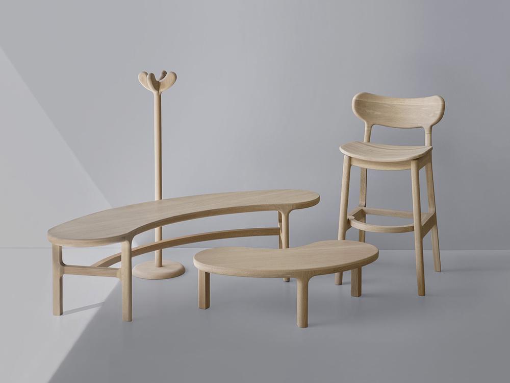 El mobiliario trasiego de Sebastián Angeles. Diseño y fabricación mexicana