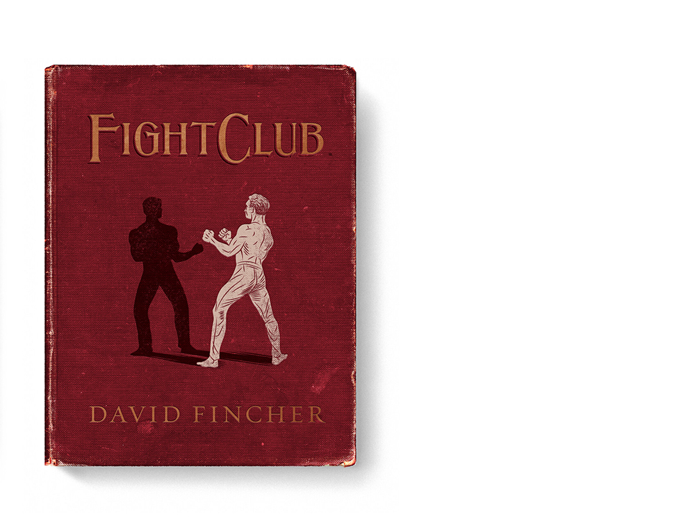 Matt Stevens convierte iconos del séptimo arte en portadas de libros