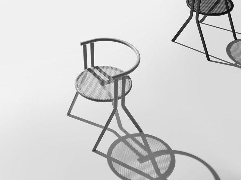 Jiyoun Kim firma 52 Degree. Ángulos de 53 grados y buen diseño de mobiliario