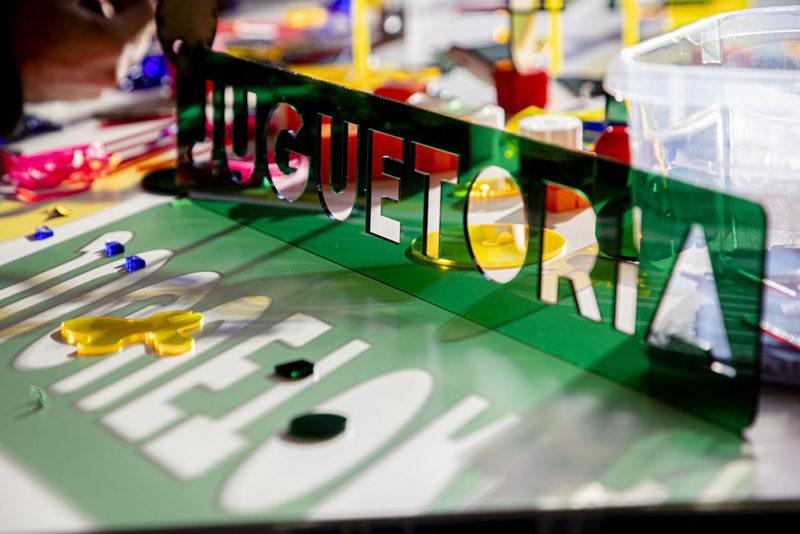 Juguetes y diseño: ciclo de charlas en la Central de Diseño de Matadero Madrid