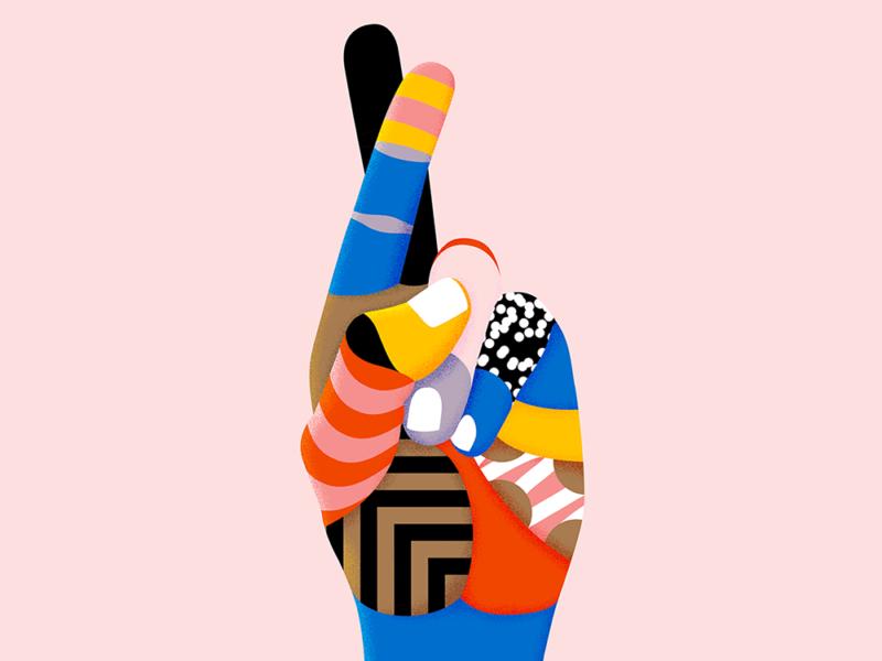 La colorida frondosidad de Karan Singh. Tomando el pulso a la ilustración australiana