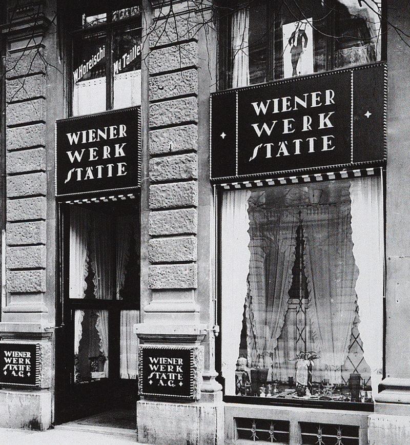 La columna de Chema Aznar: Wiener Werkstätte (una creatividad compartida)