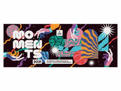 Moments 2021: cultura y arte popular independiente en Málaga, Sevilla y Madrid