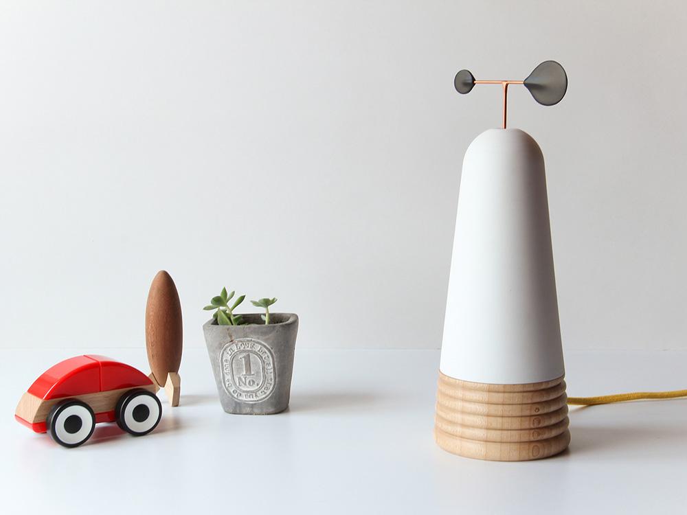 Volé, la lámpara «eólica» de Moak. Buen diseño colombiano