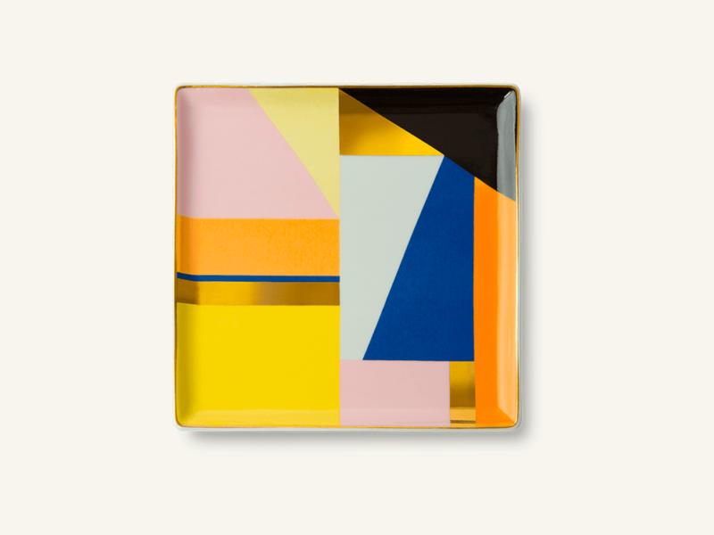 Las bandejas cerámicas de Marcel Baer. Objetos para toda la vida
