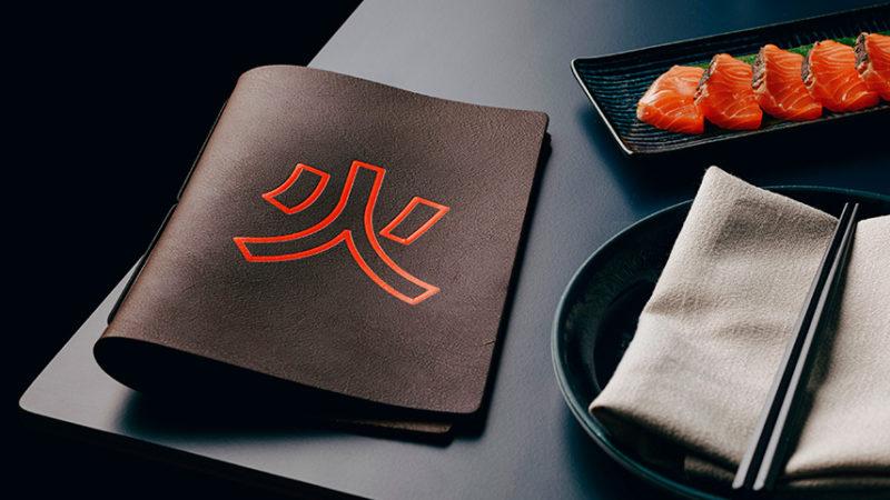 Mucho diseña la identidad de Robata, un restaurante japonés en el centro de Melbourne