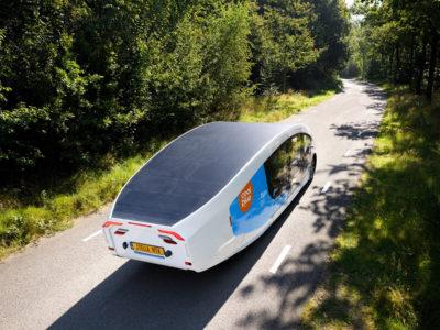 Stella Vita, la primera caravana solar del mundo. Los Países Bajos marcan el camino